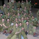 חיילים מהישיבה
