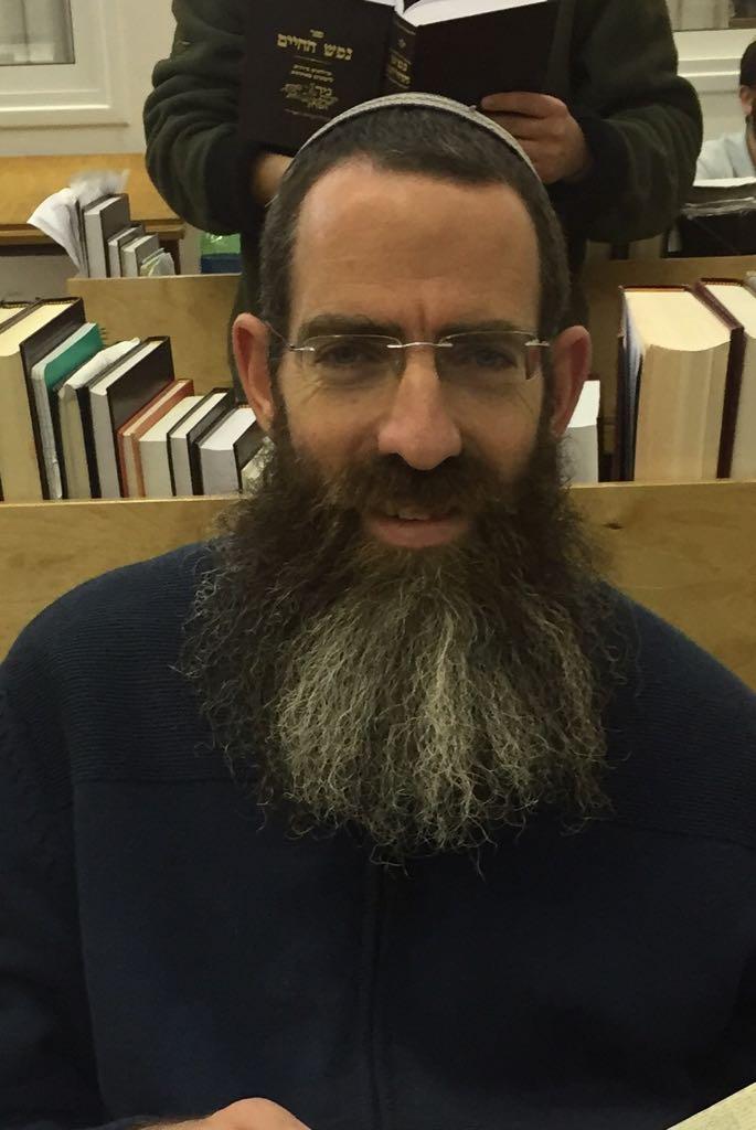 הרב אברהם יצחק שוורץ